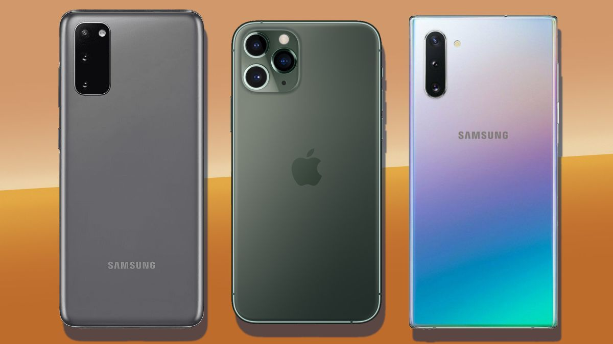 Best Smartphone 2021 The 15 Top Mobile Phones Tested And Ranked Best Mobile Phone Best Smartphone Best Cell Phone