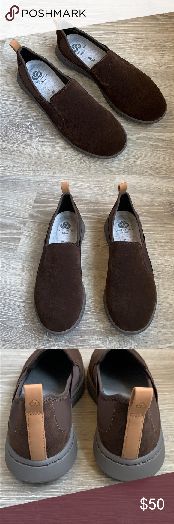 New Clarks Cloudsteppers shoes | Womens