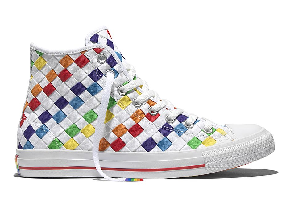 54298e0ff764 Converse Chuck Taylor 2016 Pride Collection