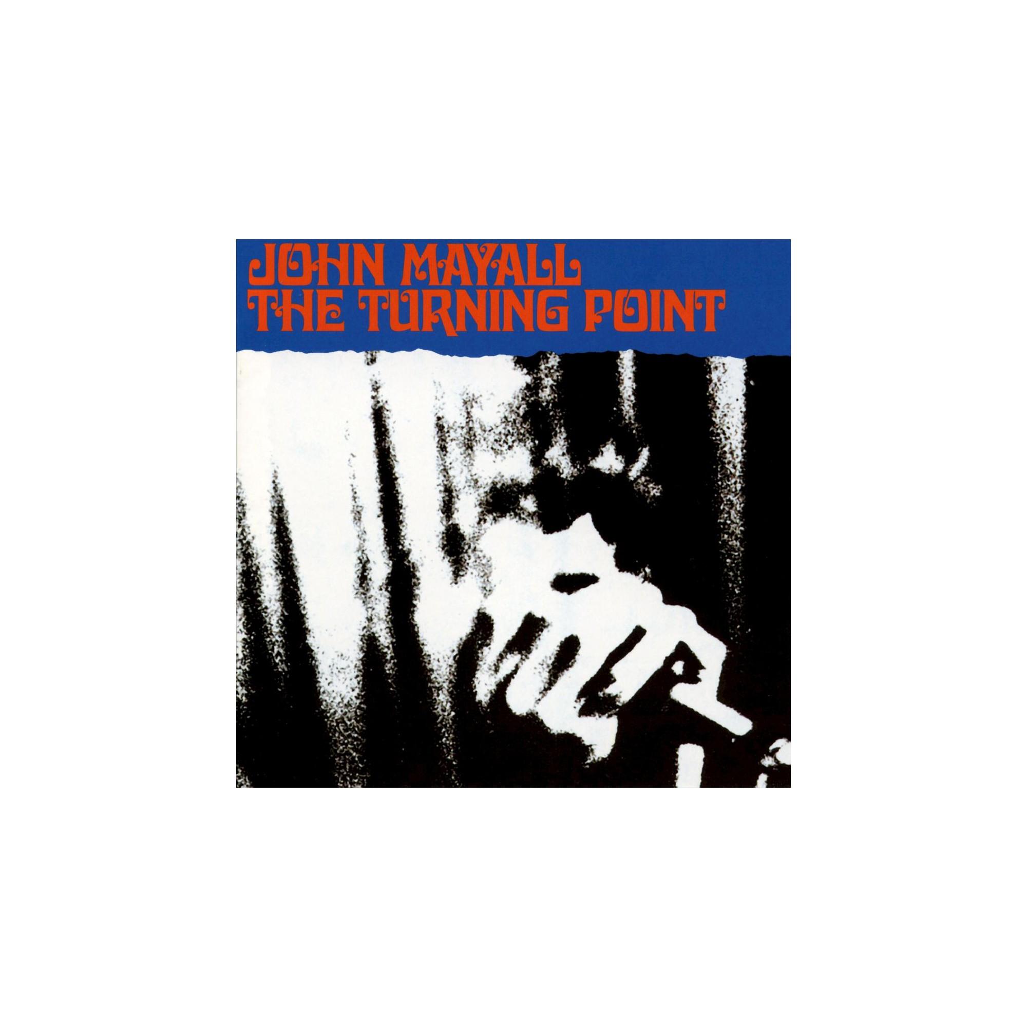 John mayall - Turning point (CD) | John mayall and Products