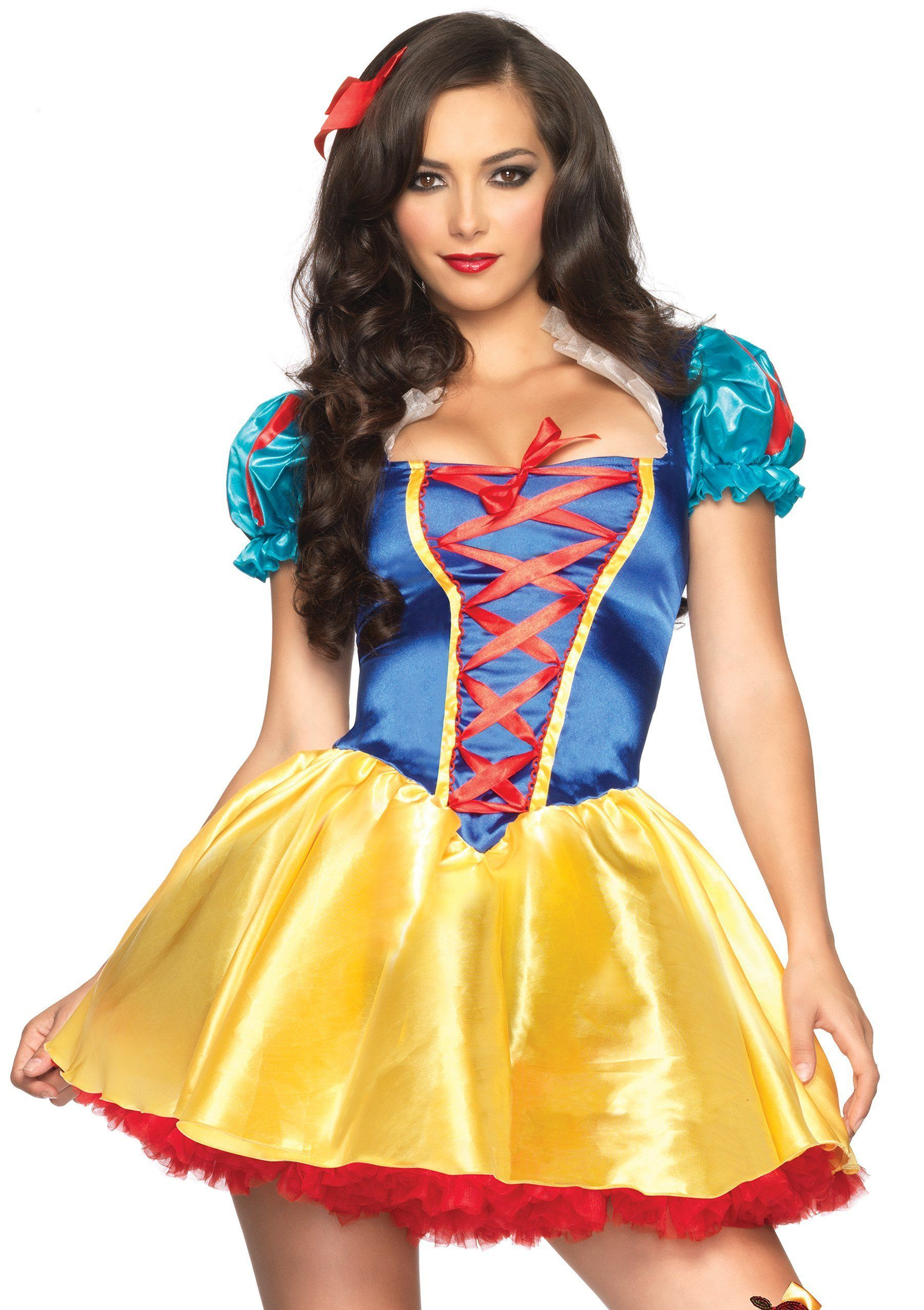 Fairytale Snow White Costume (With images) Costumes for