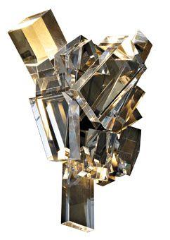 William Haines Designs Ice Crystal Originally Created In