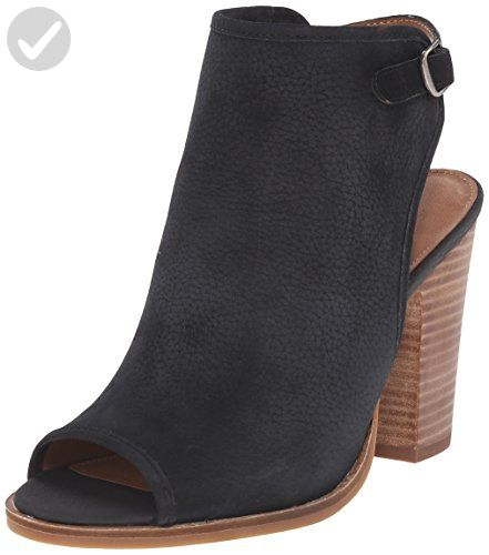 Lucky Women's Lisza Peep Toe Heel, Black, 8 M US - All about women (*Amazon Partner-Link)