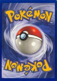 dos de carte pokemon Carte Pokémon de dos en 2020 | Carte pokemon, Anniversaire pokemon