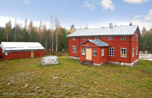 myytävät asunnot ruotsi