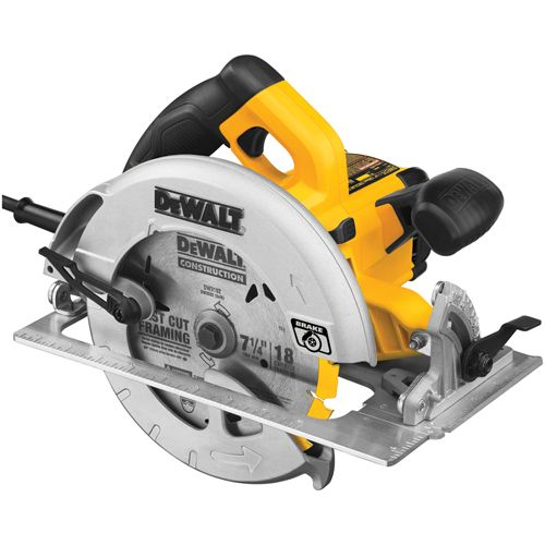 A Must Have For Diy Ers Framers General Contractors And Remodelers The Dewalt 7 1 4 Lightweight Circula Best Circular Saw Circular Saw Circular Saws