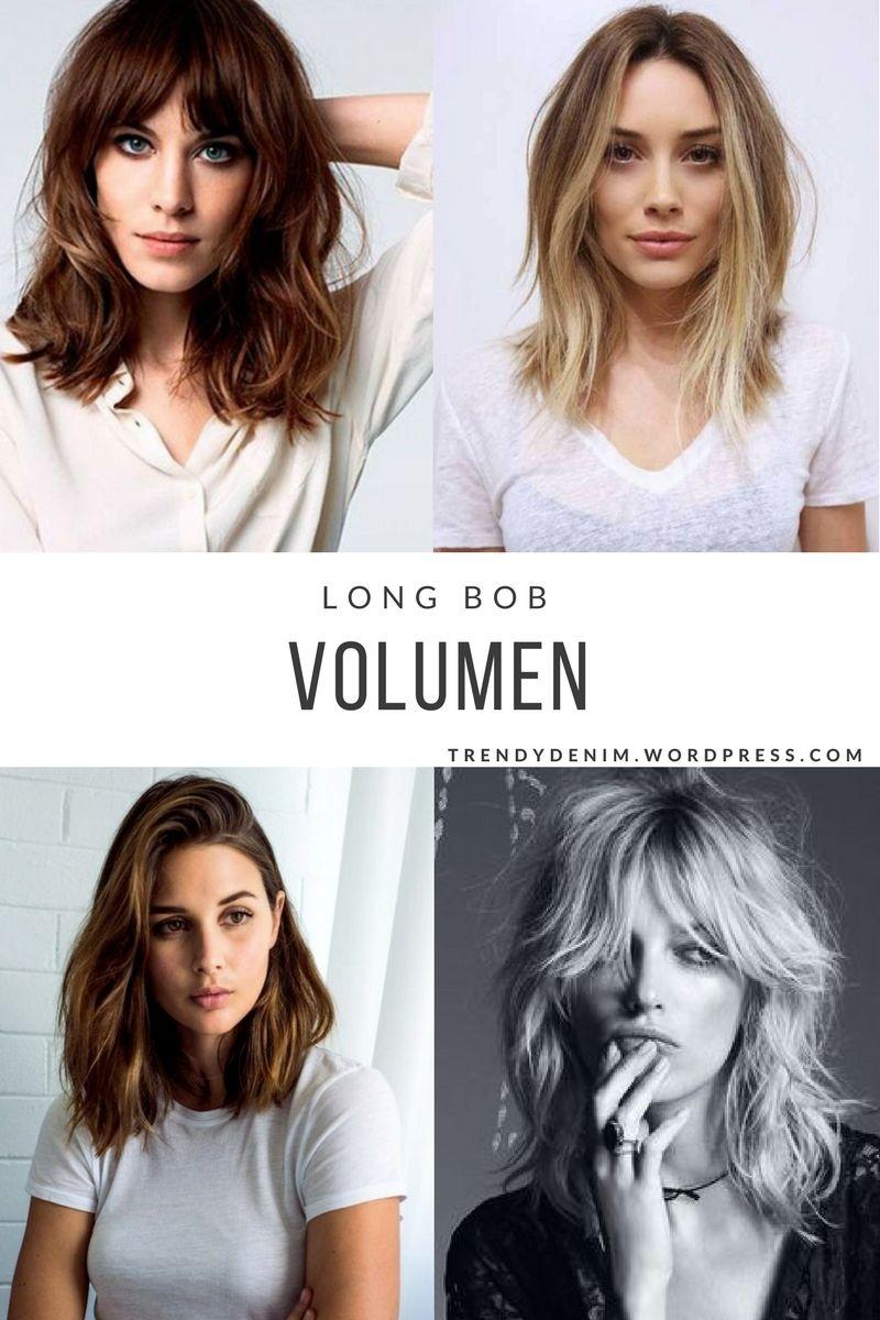 Long bob xl haircut