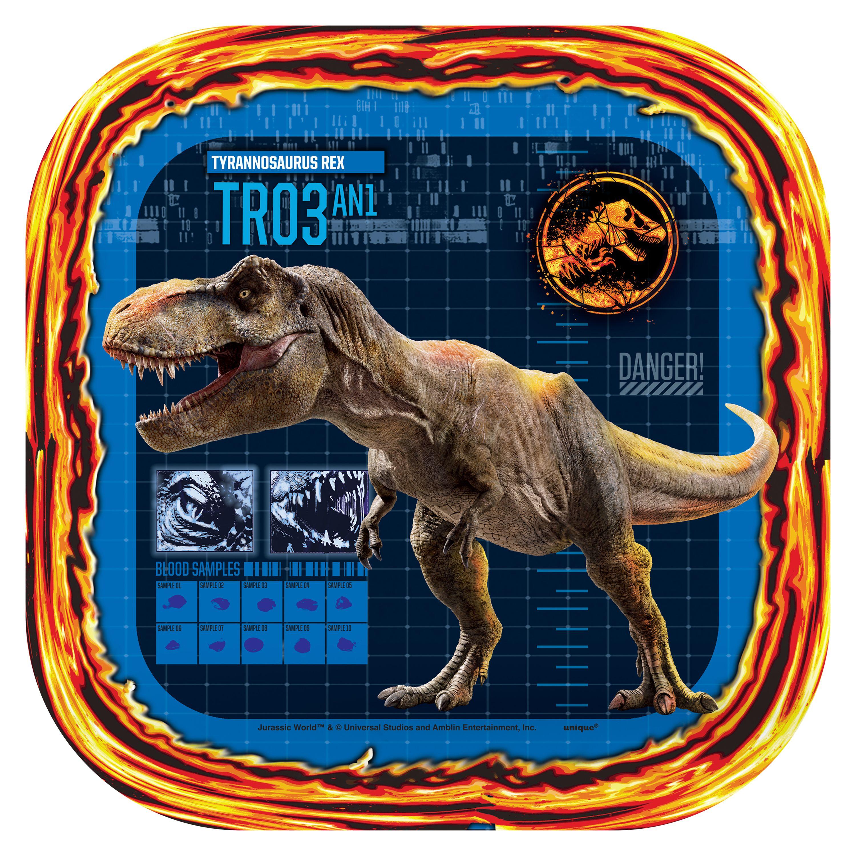8 Ct. Unique Jurassic World 2 Fallen Kingdom Party Loot Bags Pack