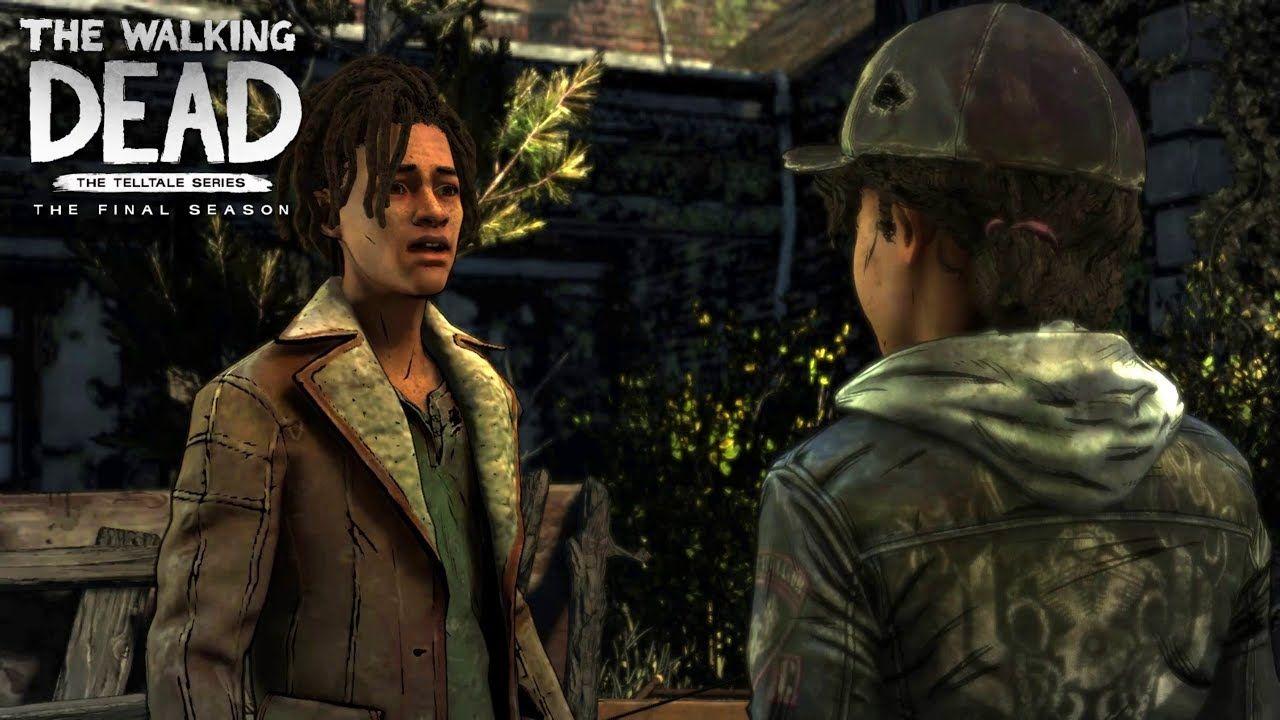 The Walking Dead Game Season 4 - The Walking Dead