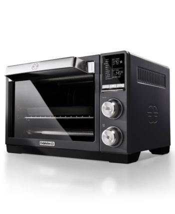 Calphalon Quartz Heat Countertop Oven Dark Stainless