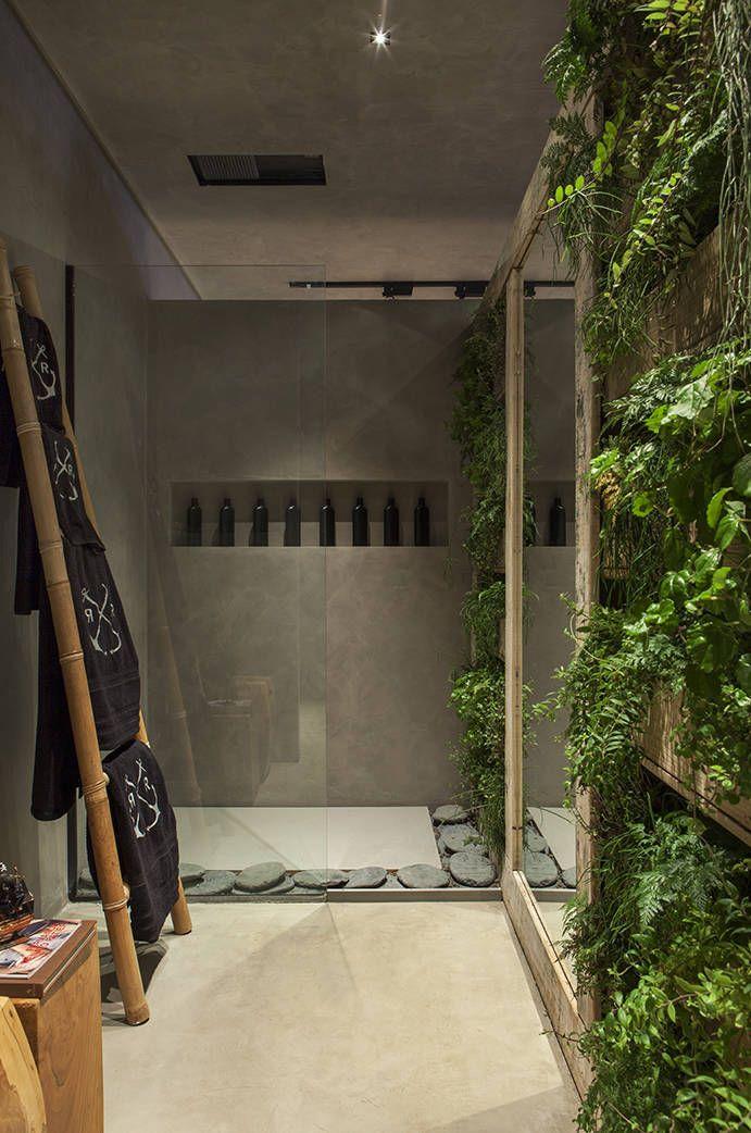 Ausgefallene badezimmer von gabriela pereira   Innenarchitektur ...