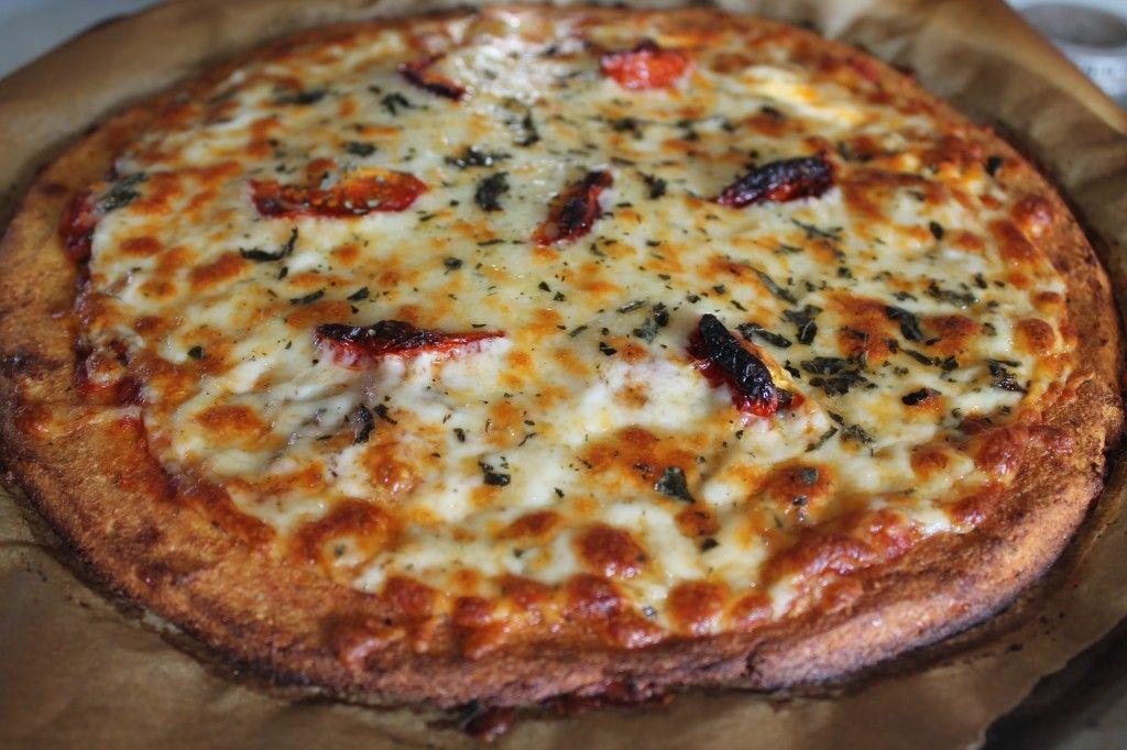 Cauliflower crust pizza glutenfree girl meets