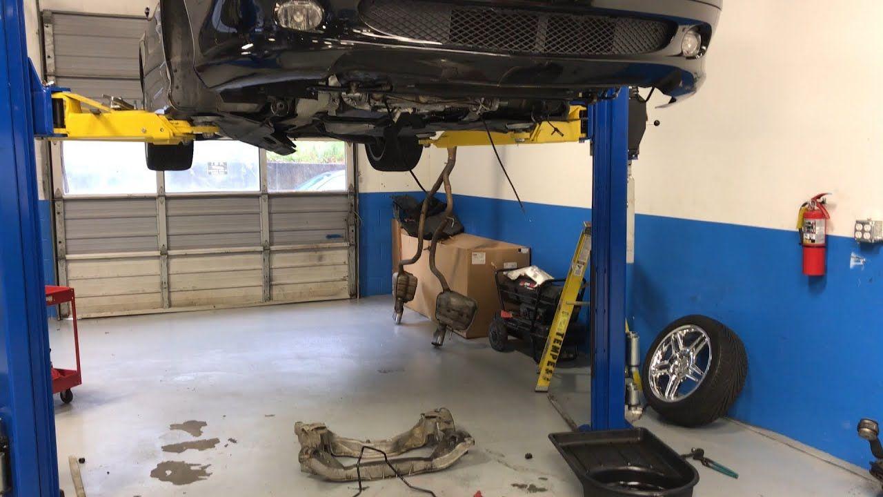 Learn how to fix MercedesBenz SL500 ABC Car Problem