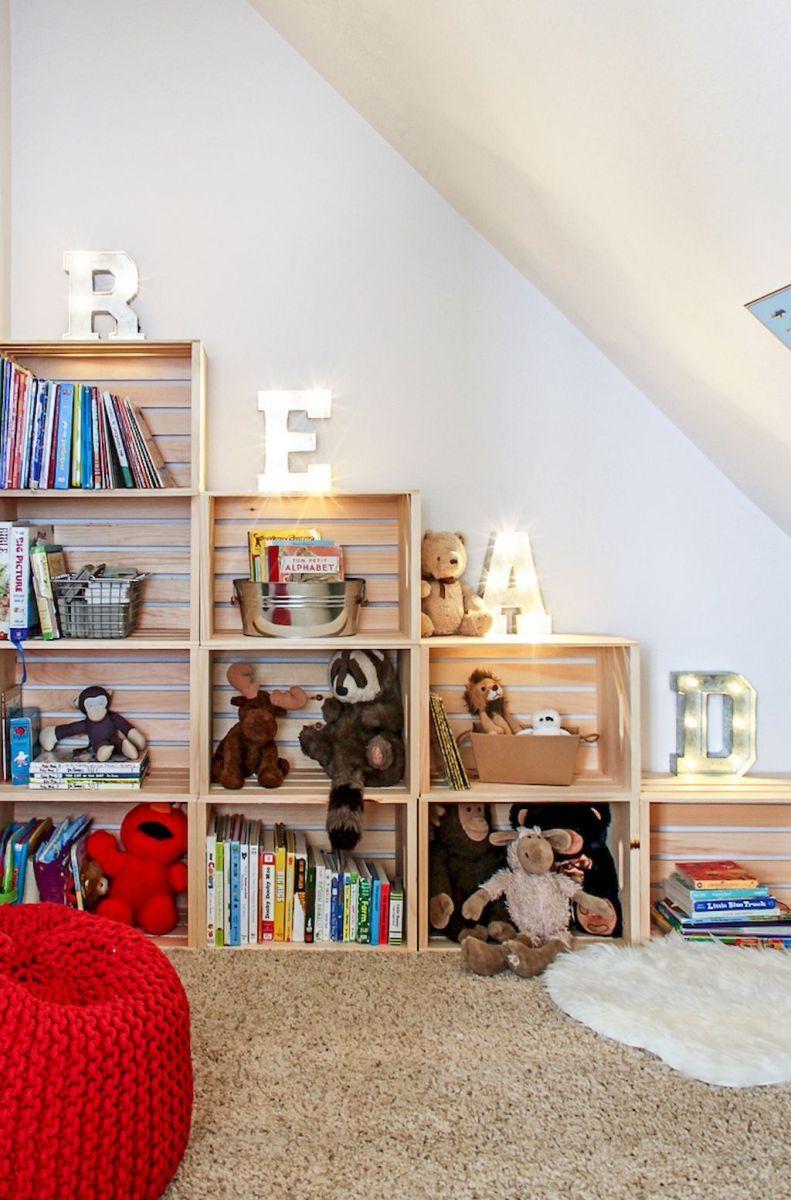 Cute Basement Playroom Decorating Ideas 37 Crowdecor Com Boy Room Toy Rooms Room Organization
