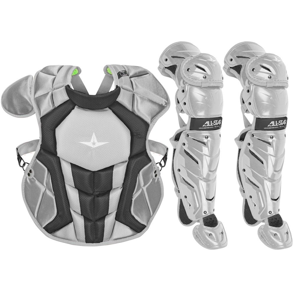 All Star System7 Axis Nocsae Intermediate Baseball Catchers