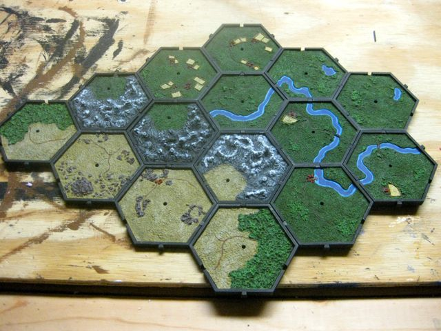 Buy Mighty Empires Tiles Painted Google Search Fantasy