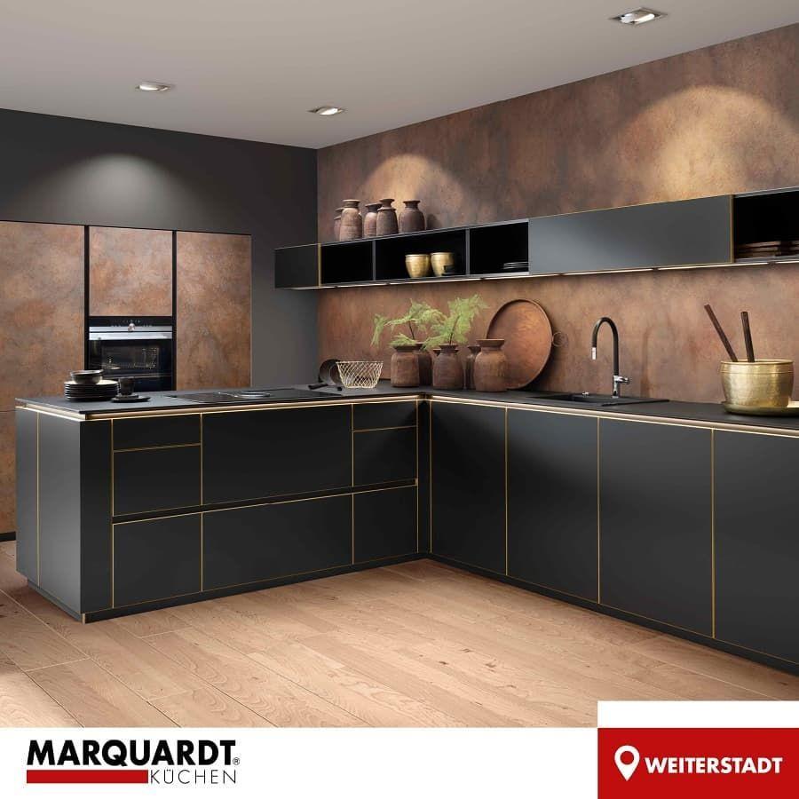 Diese Traumkuche Von Uns Ist Ein Wahres Goldstuck Kontakti In 2020 Kitchen Remodel Kitchen Interior Dream Kitchen