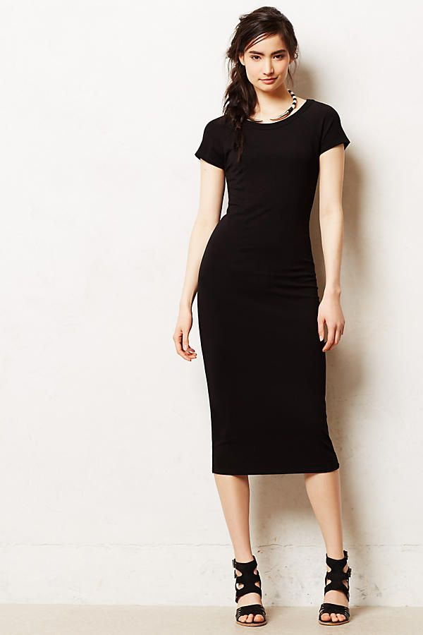 Shop The Midi Pencil Dress And More Anthropologie At Anthropologie
