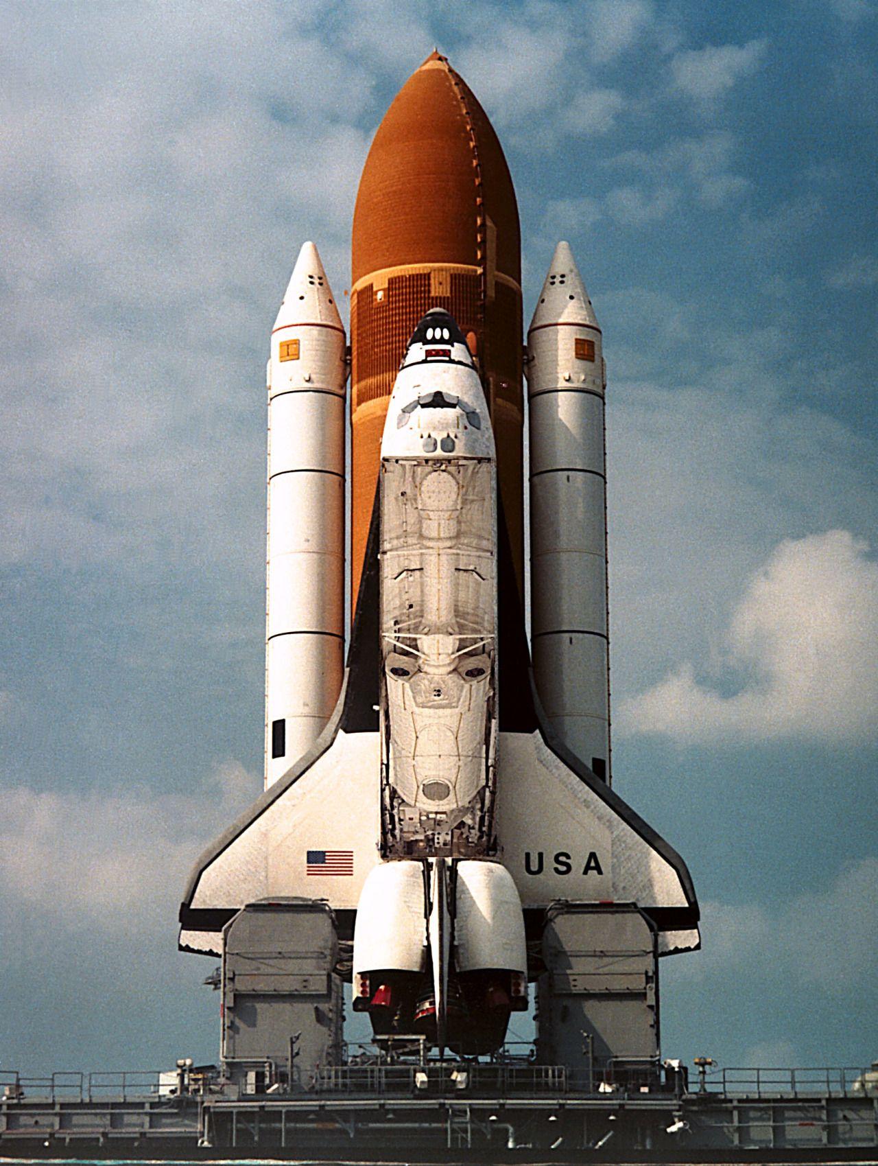 Изображение Космический челнок от пользователя \\/_\// на