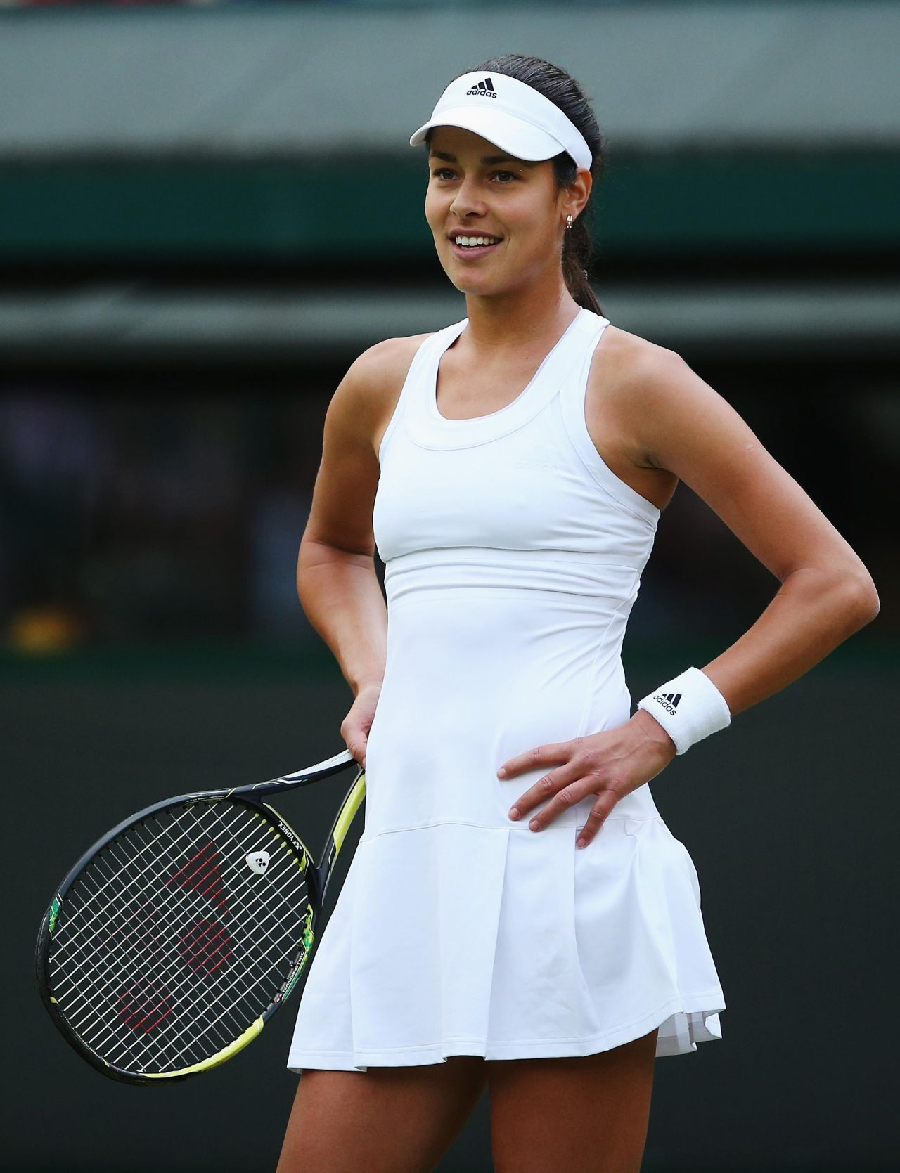 Pin by CAITLIN THORNTON on SPORT Ana ivanovic, Tennis