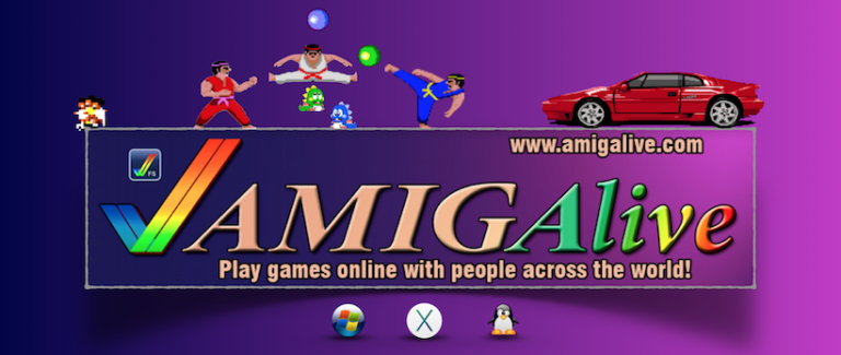 Multiplayer Gaming Project Play Amiga games online with