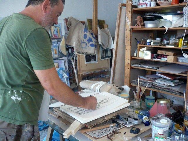 Pinturas - Pere Bennàssar, Pintor y Escultor mallorquín