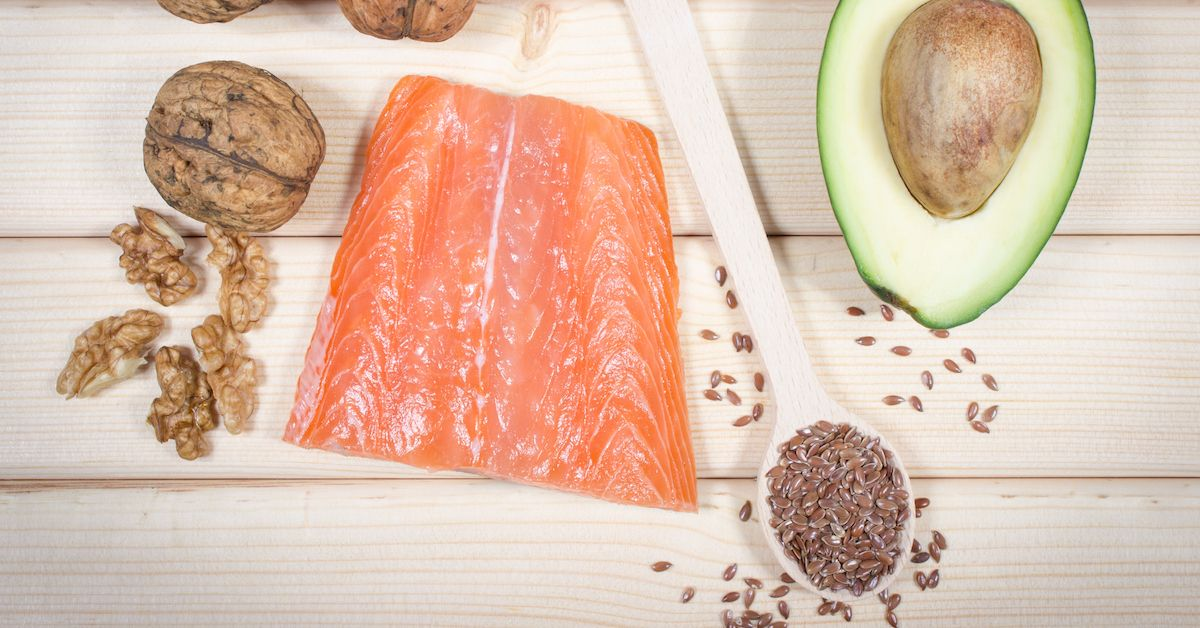 Omega Fatty Acids can improve skin in so many ways.