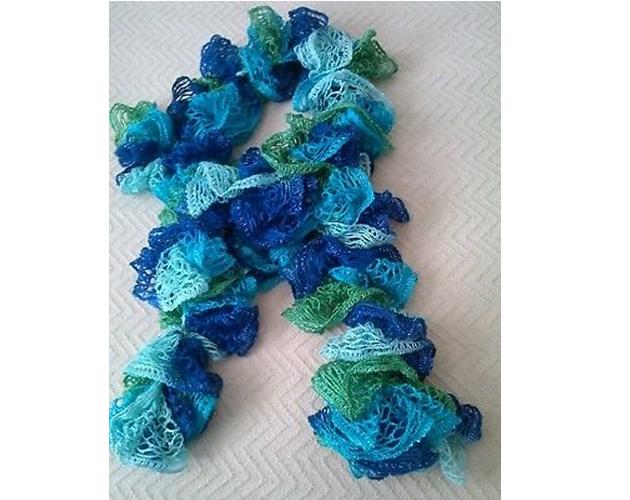 No Crochet Sashay Scarf | Scarves | Pinterest
