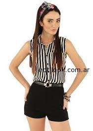 876961a7ca4f Resultado de imagen para blusas juveniles estampadas | blusas | Moda ...
