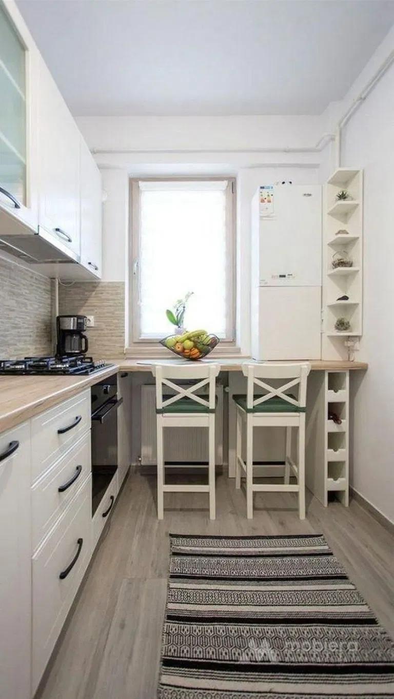 √9 Perfect Small Kitchen Ideas Design On A Budget smallkitchen ...