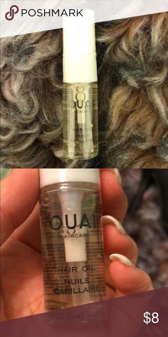 Buy Amazon Amzn To 31bcjok Ouai Hair Oil Still In The Wrapper