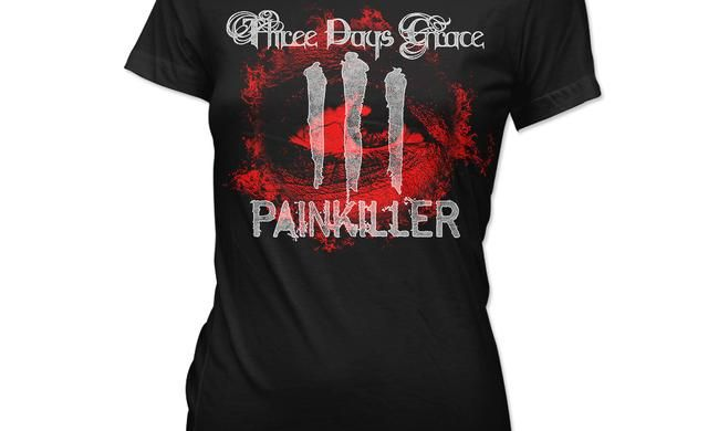 43 Top-Rated Three Days Grace Shirts, Posters & Albums