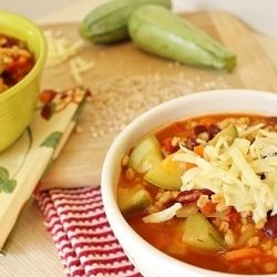 spicy veggie chili