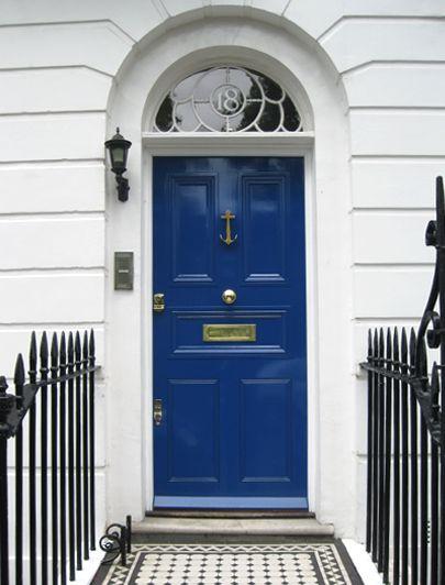 The London Door Company & blue door in london | Blue | Pinterest | Doors Front doors and House pezcame.com