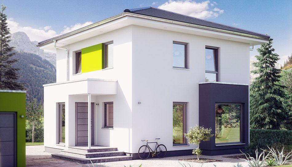 unser solution 106 v8 haus fertighaus hausbau. Black Bedroom Furniture Sets. Home Design Ideas