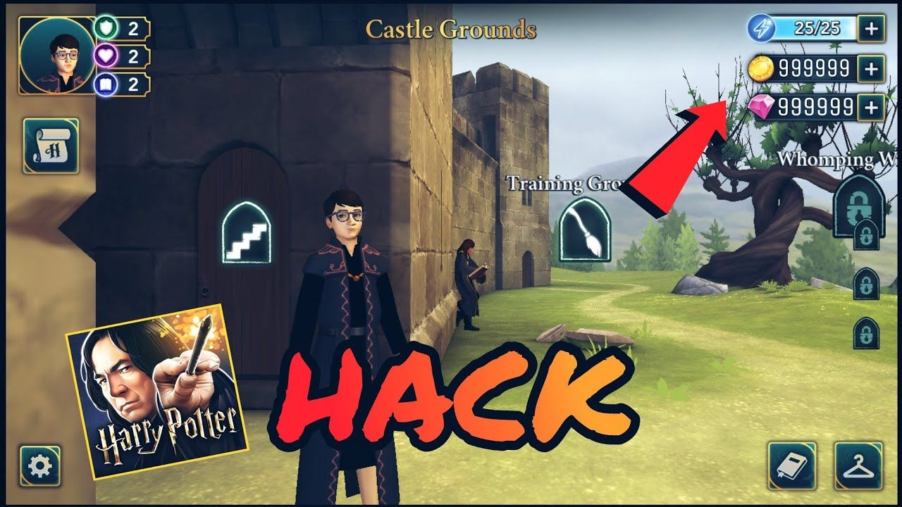Harry Potter Hogwarts Mystery Mod Apk 1 5 4 Hack Cheats Android Ios