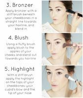 Photo of ▷ 1001 + ideas for perfect make-up: make-up for beginners naturally …,  #Beginners #Ideas #…