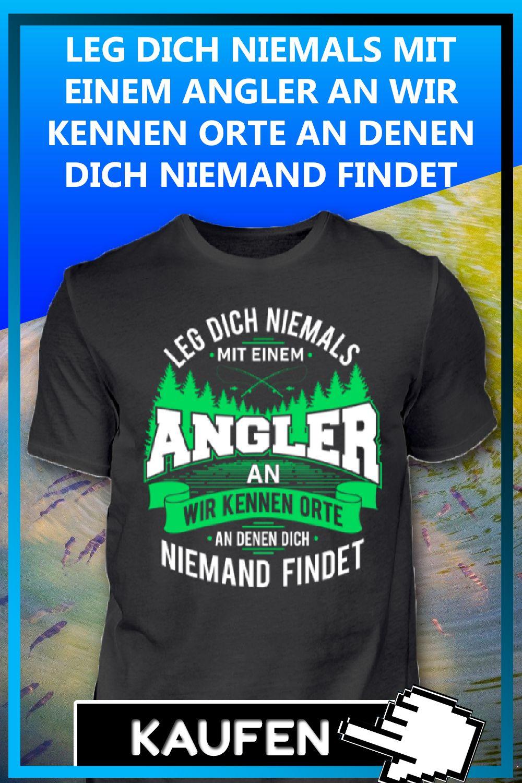 Angler Kennen Orte Geschenk Fur Angler Der Angler Und Geschenke