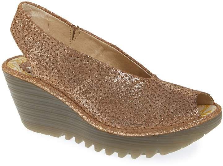 a0bf92697a0c6 Fly London Yazu Wedge Sandal #London#Fly#Yazu. Fly London Yazu Wedge Sandal  Slingback ...