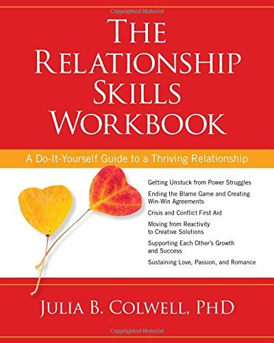 The relationship skills workbook a do it yourself guide the relationship skills workbook a do it yourself guide couples counseling pinterest relationships solutioingenieria Choice Image