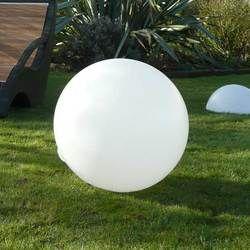 Boule lumineuse papi, sphere Ø 300 mm, boule fabrication ...
