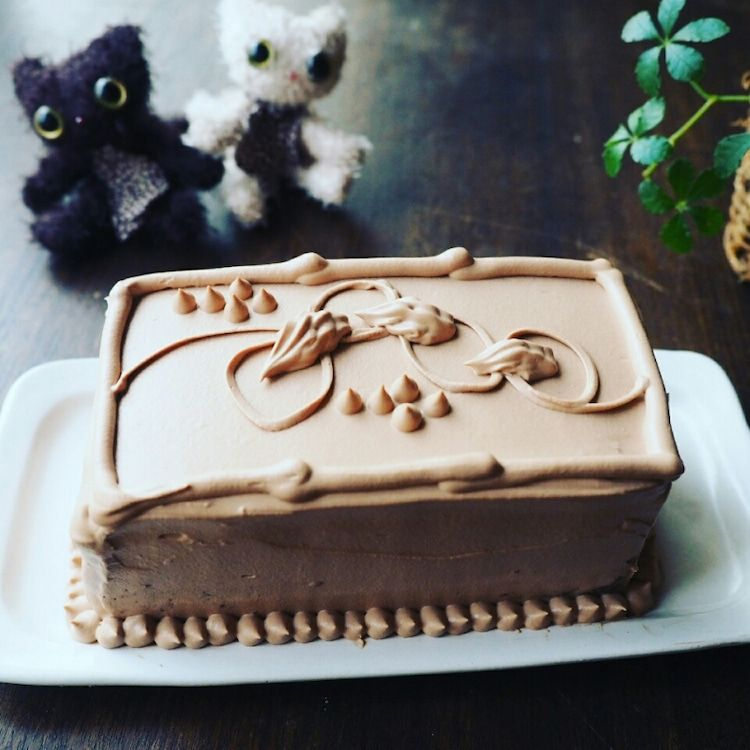 Photo of しゃなママ『Tops風♪濃厚チョコレートケーキ♪』