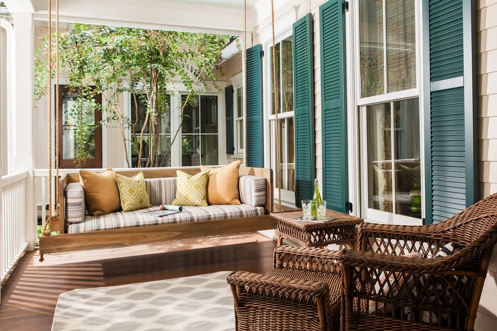 Getting Ready for Summer Enliven Your Porch
