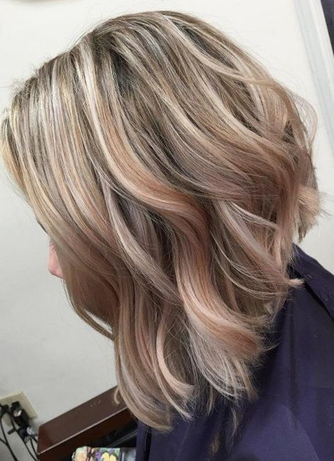 Hottest Hair Color Trends In Spring 2018 Spring Hairstyles Hair