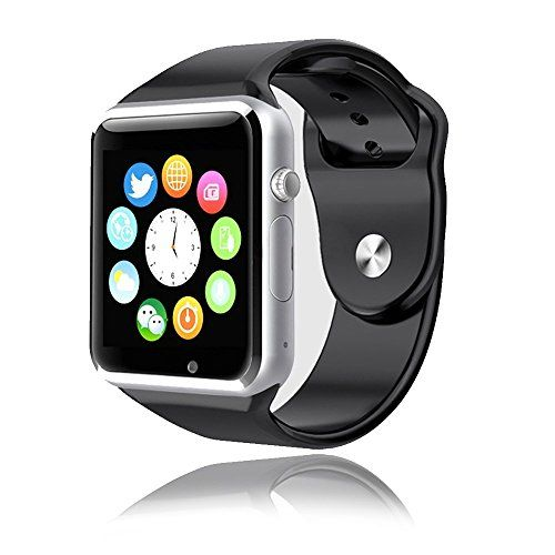Frelop Bluetooth Smart Watch with SIM Card Slot, Camera