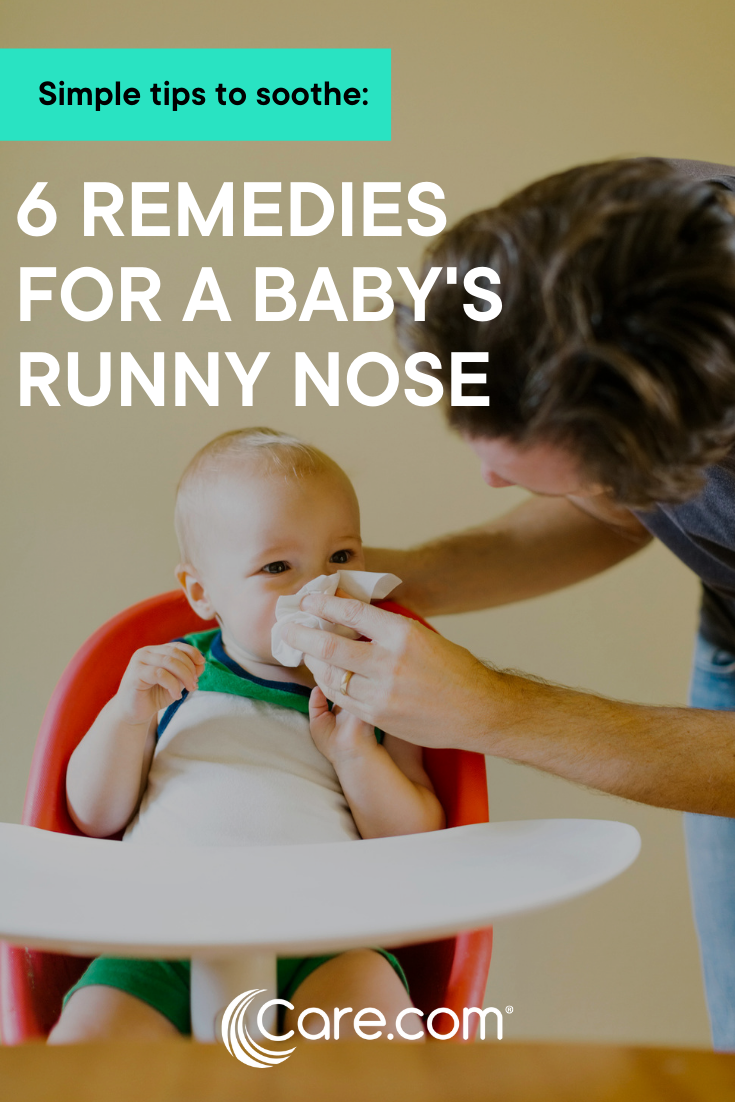 Baby With A Runny Nose 6 Remedies That Really Work In 2020 Runny Nose Baby Runny Nose Baby Health