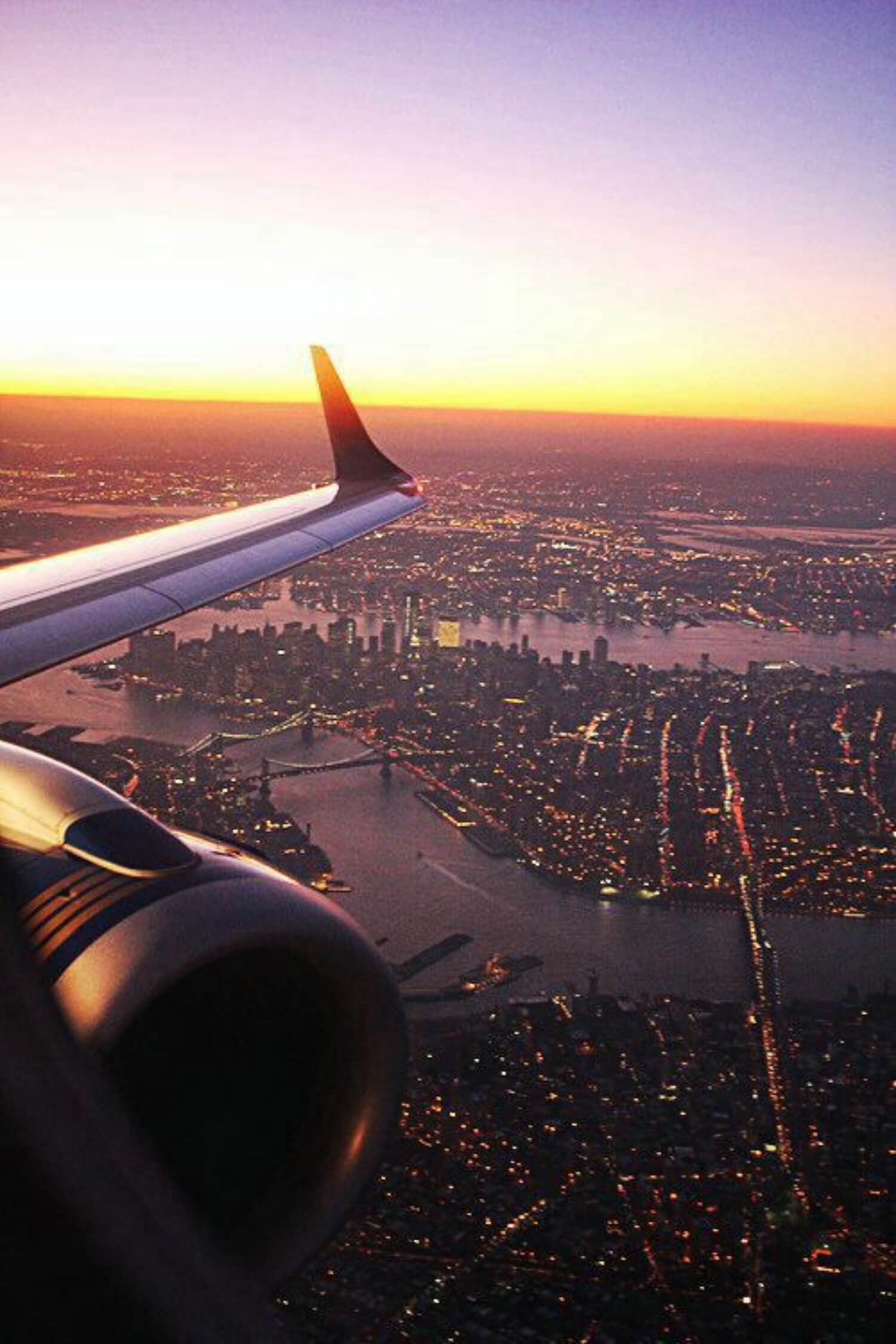 Flying Into New York City Head Back Soon New York City Places To See City