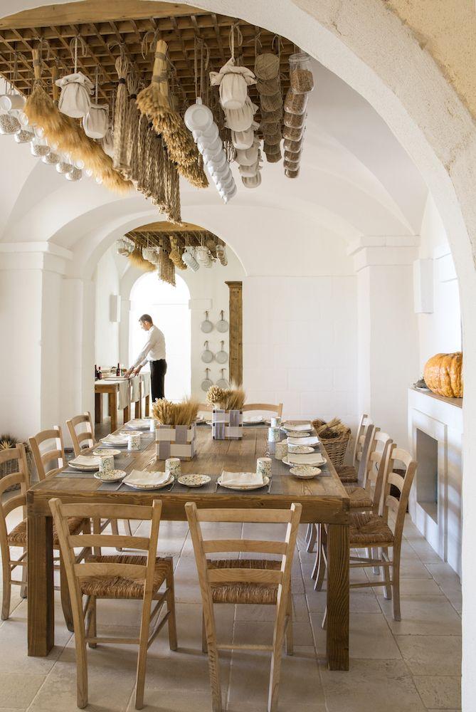Afbeeldingsresultaat voor puglia masseria cimino nel for Riviste di interior design