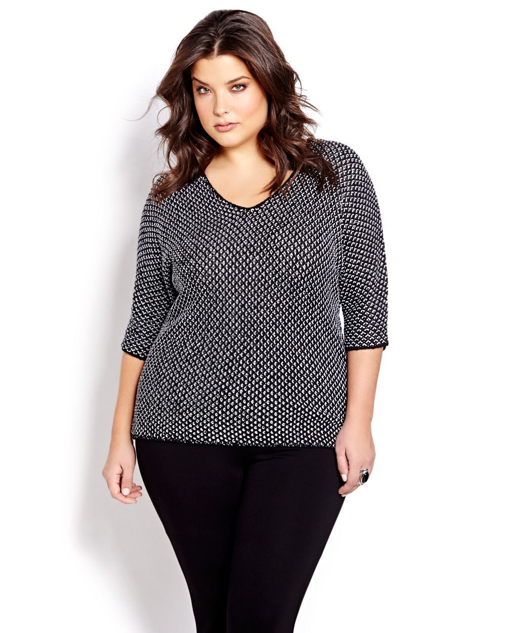 279a712a951 Hot new arrivals from Addition Elle Spring 2015. Michel Studio plus-size  collection