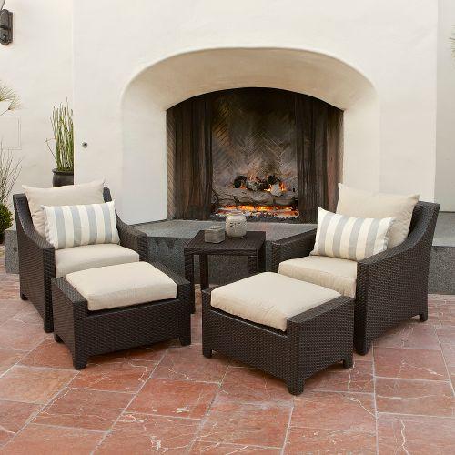 Piece Wicker Patio Furniture